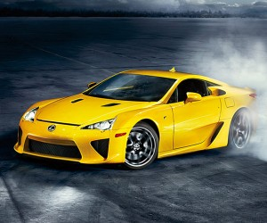 Lexus Backburners Plans for LFA Successor