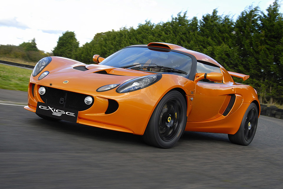 Lotus to Produce Exige S Automatic