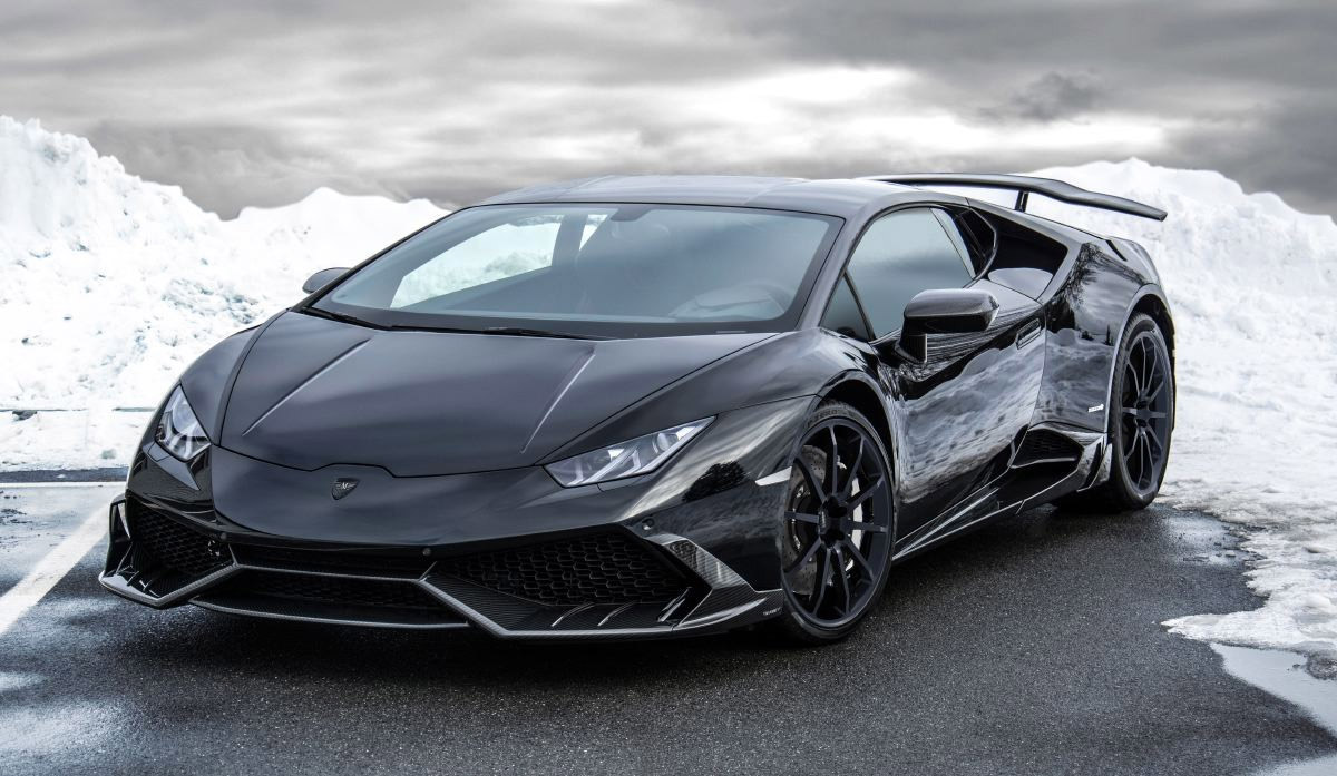 Mansory's Take on the Huracan Is Actually Gorgeous