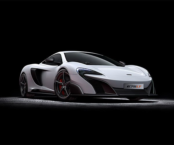 McLaren 675LT Official Pics & Specs Revealed