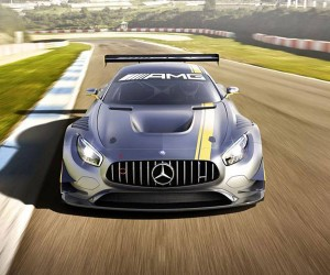 The Mercedes-AMG GT3 Looks Awesome