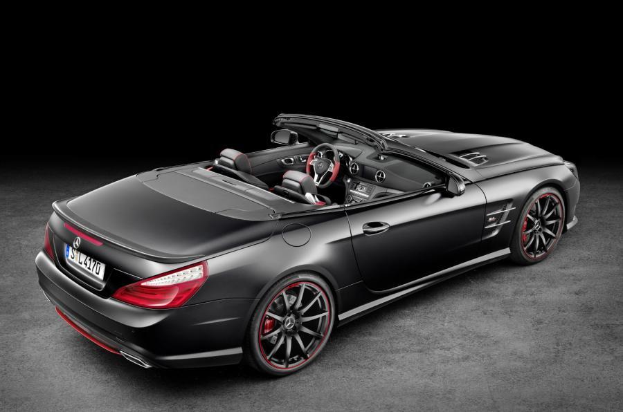 Mercedes benz sl 417 mille miglia edition 95 octane