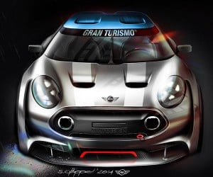 The MINI Clubman Vision Gran Turismo Car Is My Dream DD