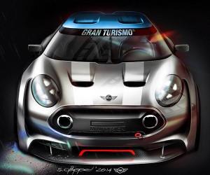 The MINI Clubman Vision Gran Turismo Car Is My Dream DD