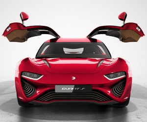 NanoFlowcell's Quant F to Pack 1,075 Horsepower