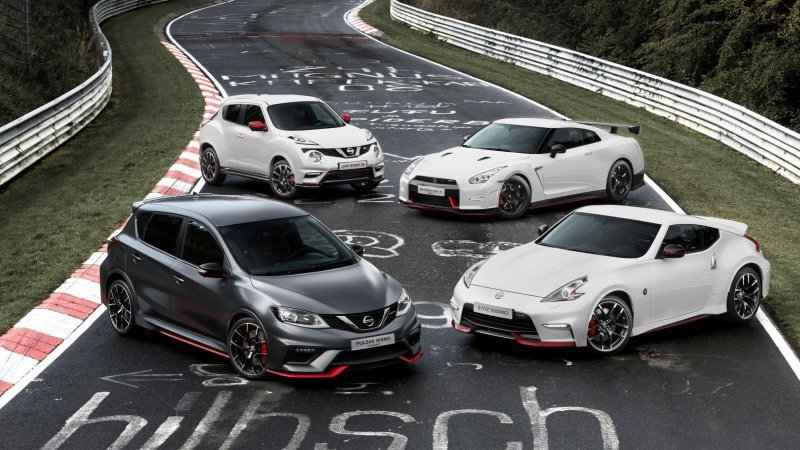 Nissan May out New NISMO Model at Chicago Auto Show