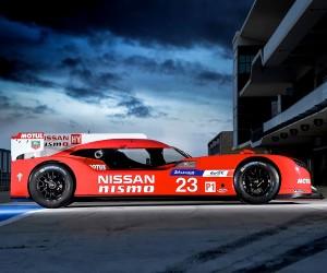 Nissan Outs GT-R LM NISMO Le Mans Racer