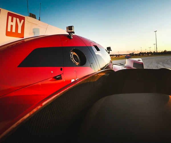 Onboard the 2015 Nissan LMP1 GT-R LM NISMO