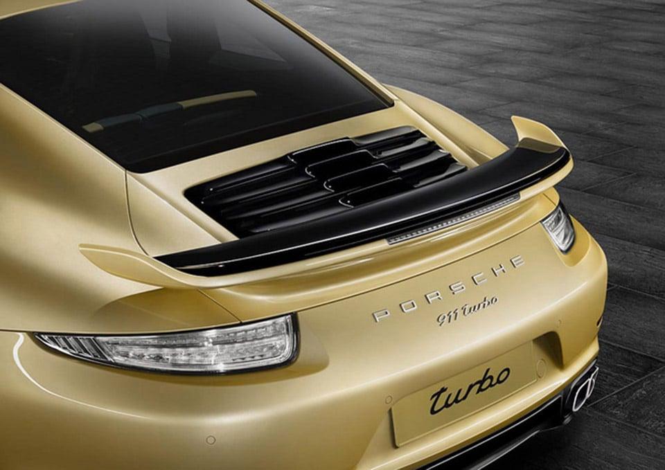 Porsche 911 Turbo Gets New Aerokit Body Kit
