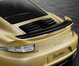 Porsche 911 Turbo Gets New Aerokit Body Kit