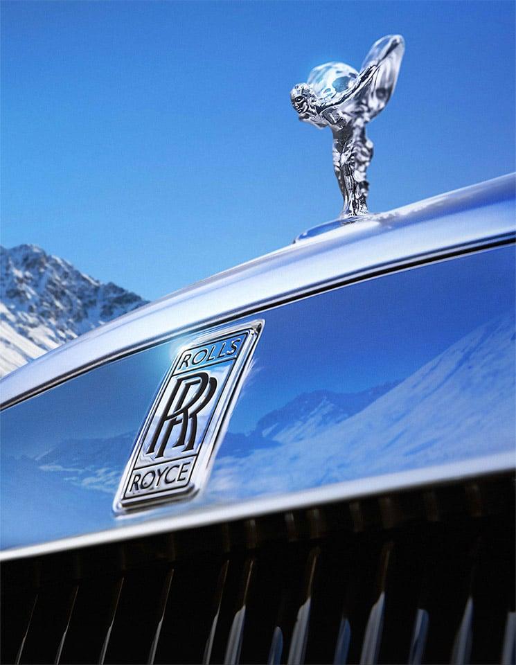 Rolls-Royce Hints at SUV