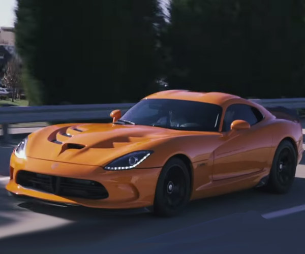 The 1,042 Horsepower Twin-Turbo Viper