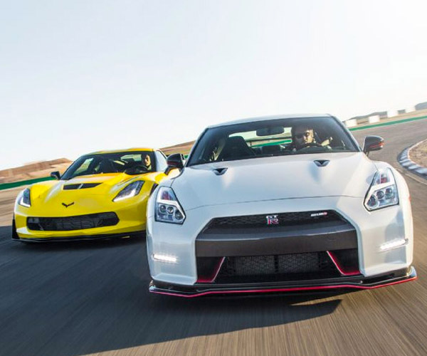 Motor Trend Pits Corvette Z06 Against 2015 Nissan GT-R Nismo