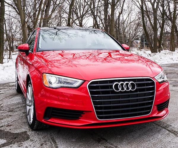 2015 Audi A3 TDI Diesel Sedan Review