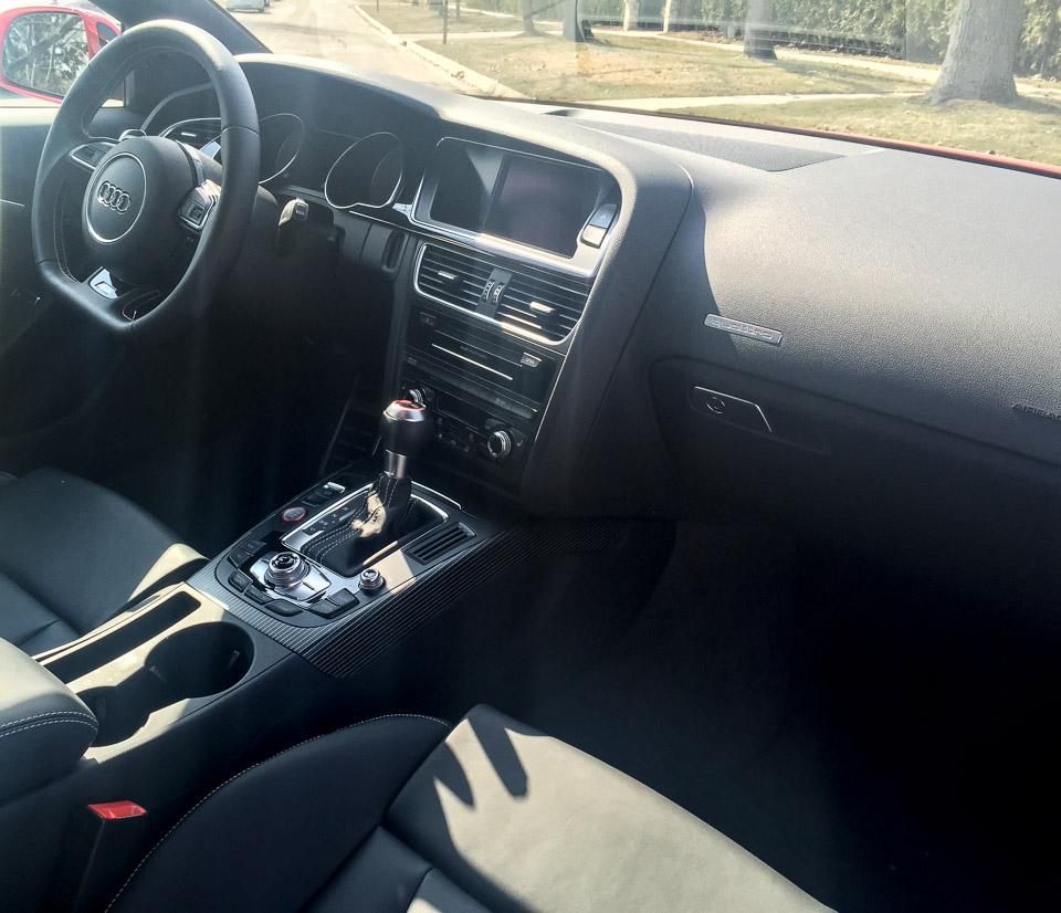 Review: 2015 Audi S5 Coupe 3.0T Quattro