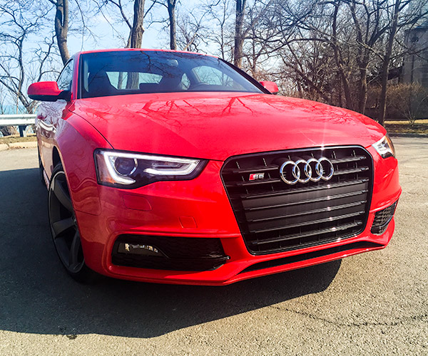 Review: 2015 Audi S5 Coupe 3.0T quattro