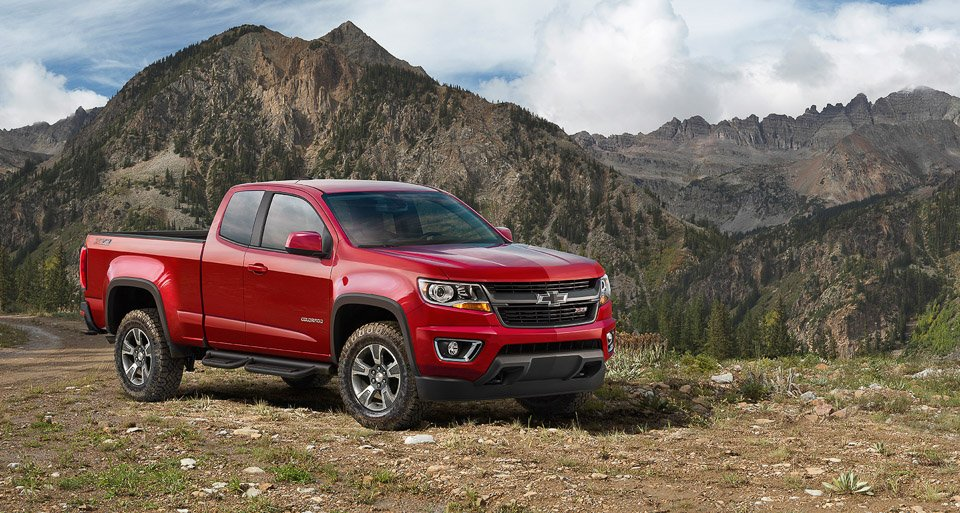 New Chevy Colorado Z71 Trail Boss Edition  95 Octane