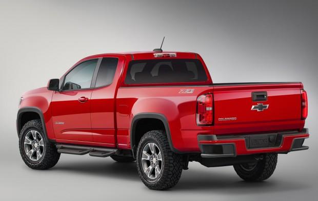 2015 Chevrolet Colorado Trail Boss Edition