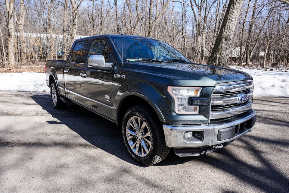 Review 2015 Ford F 150 King Ranch 95 Octane