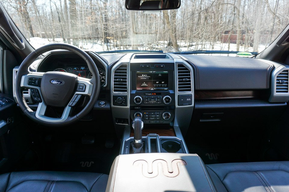Ford F150 King Ranch Floor Mats Review: 2015 Ford F-150 King Ranch - 95 Octane