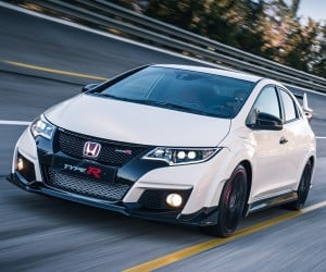 Honda Civic Type R Packs 310hp Turbo Four