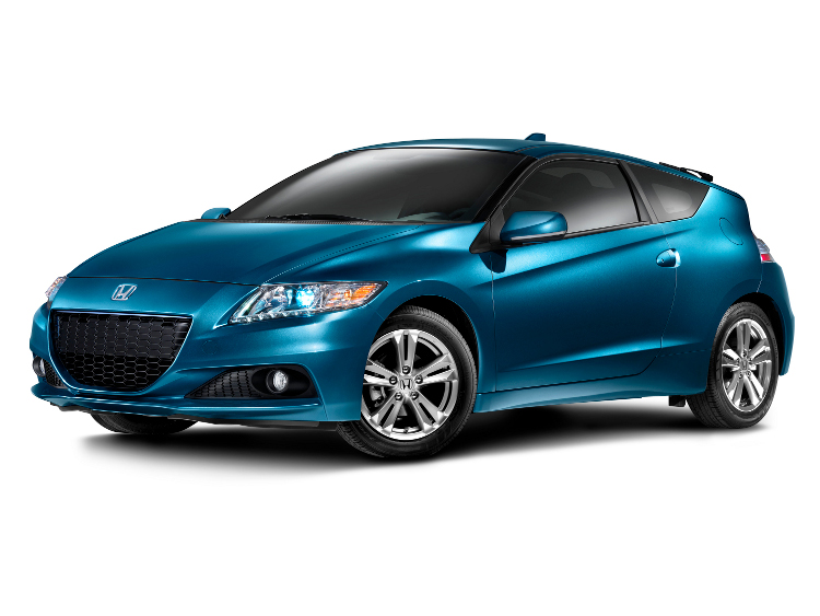 The Next-Gen Honda CR-Z Could Have a 280 HP 2.0L I4
