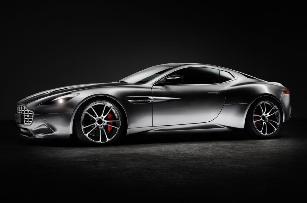 Fisker Decides the Aston Vanquish Could Be Prettier
