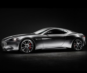 Fisker Decides the Aston Vanquish Could Be Prettier
