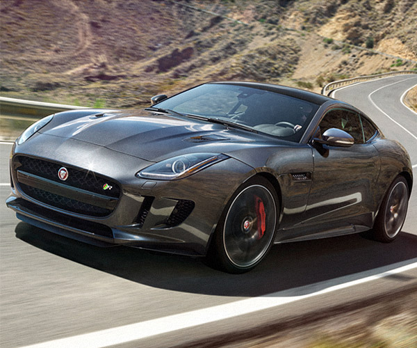 Jaguar Makes the 2016 F-Type Even More Appealing
