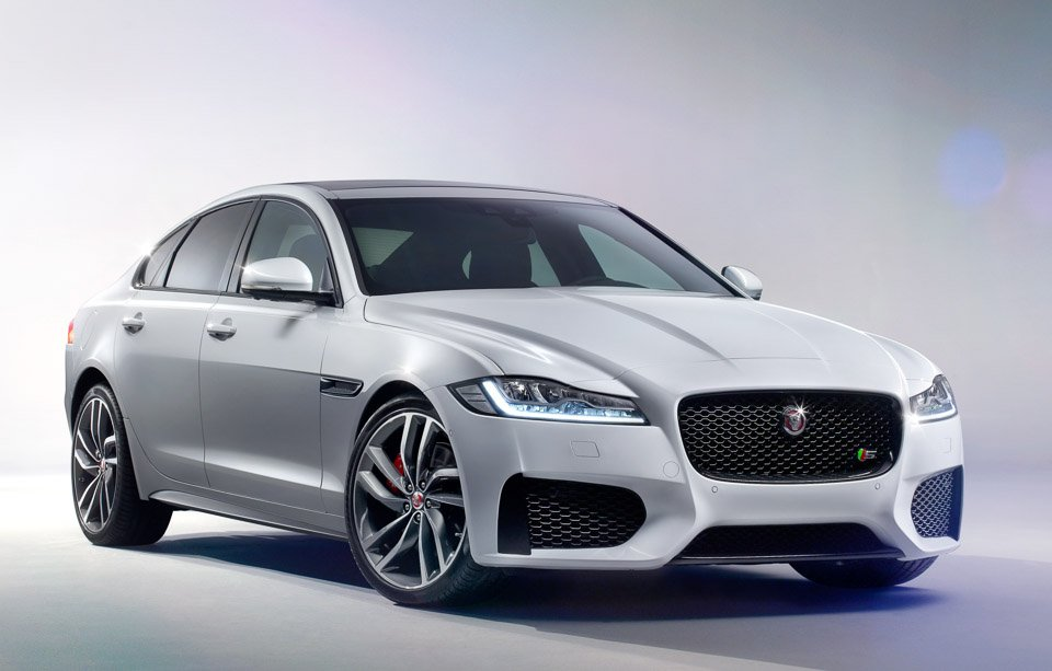 2016 Jaguar XF Sheds Weight, Looks Great