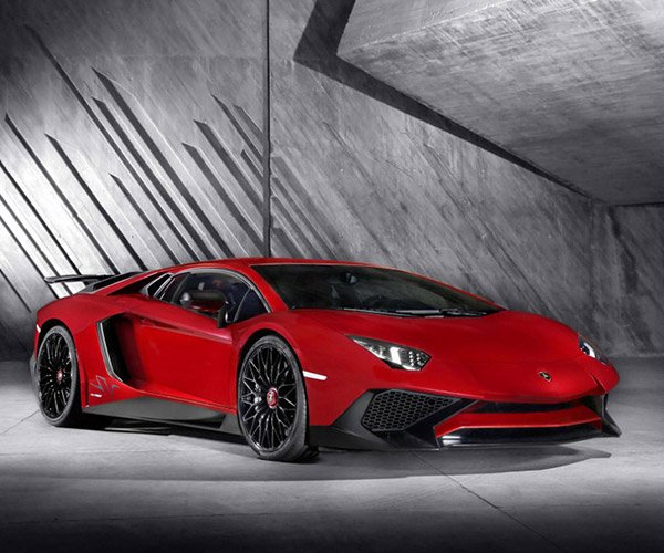 Lamborghini Just Made the Aventador a Bit More Wild