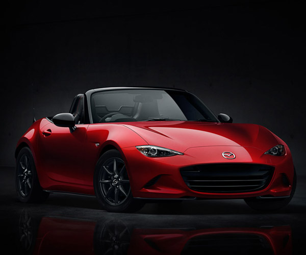 The New Miata Is a Proper Featherweight