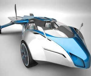 AeroMobil Plans to Launch a Flying Car in 2017