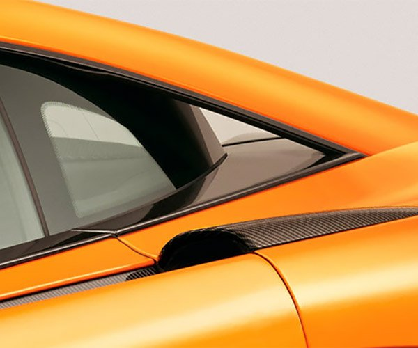 McLaren Teases 570S Coupe Ahead of New York Debut