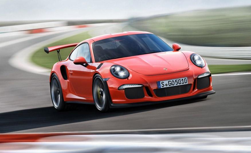 Porsche 911 GT3 RS Gets Official