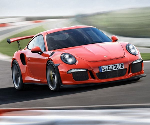 Porsche 911 GT3 RS Gets Official