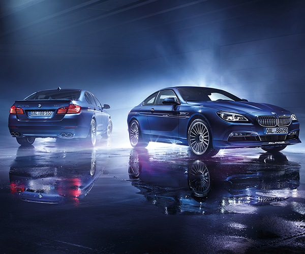 Alpina Celebrates a Half-Century with the B5 & B6