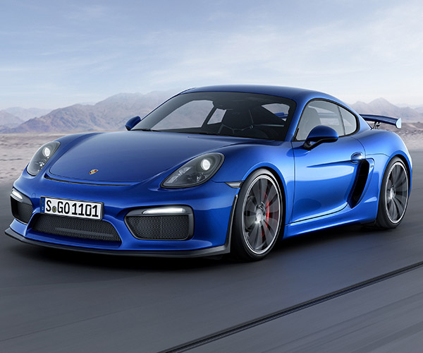 Porsche Considers Cayman GT4 RS… Yes, Please.