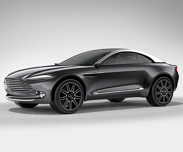 Aston Martin Made a Lifted GT and It's Actually Cool
