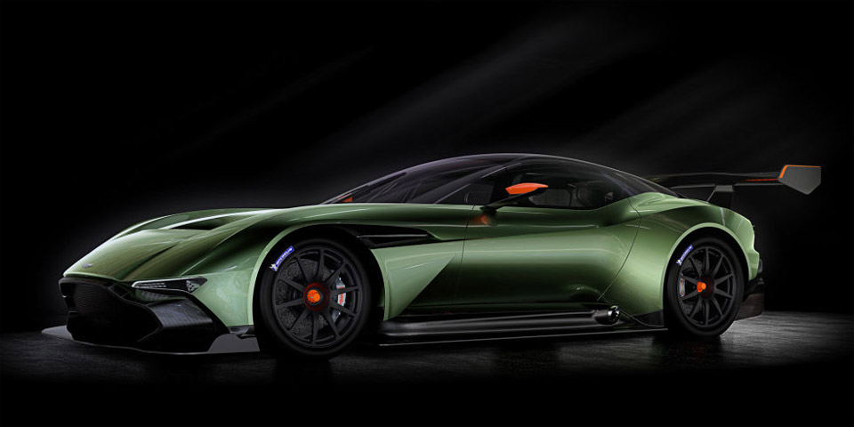 Aston Martin to Keep Using Big Engines and Manual Gearboxes