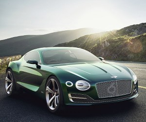 The Bentley EXP 10 SPEED 6 Is All Racing DNA