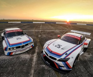 BMW Z4 Racer Gets Awesome Tribute Livery