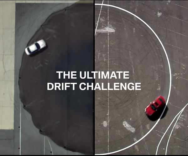 BMW Teases Self-Drifting Car Challenge