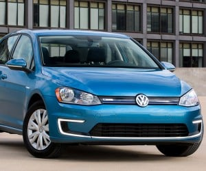 VW e-Golf Limited Edition Priced at $33,450