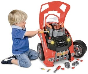 Playset Teaches Munchkins the Basics of Car Repair