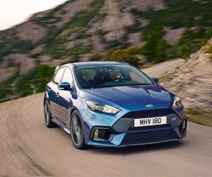 Ford Focus RS Getting Launch Control & Drift Mode