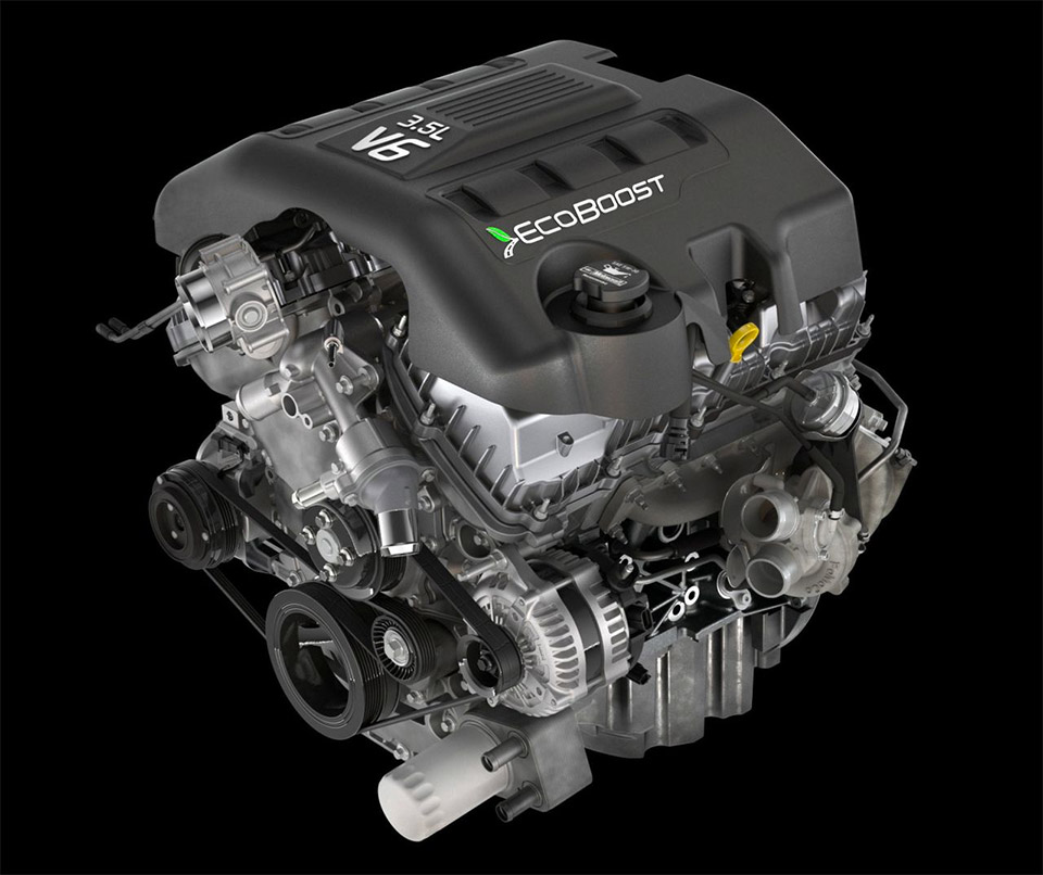 Ford Celebrates 5 Millionth EcoBoost Engine Produced