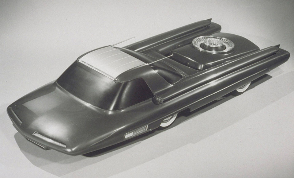 Concepts from Future Past: 1958 Ford Nucleon