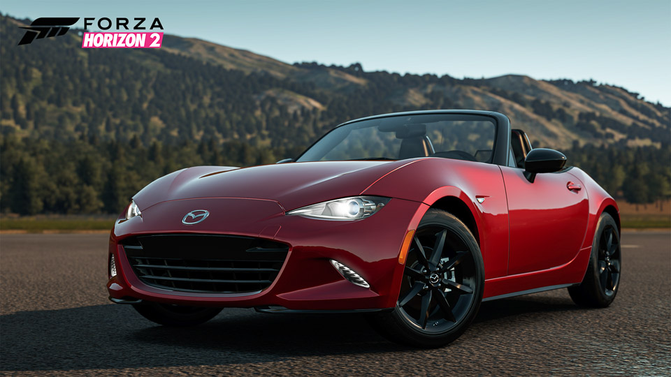 2016 Mazda MX-5 Coming to Forza Before Dealers
