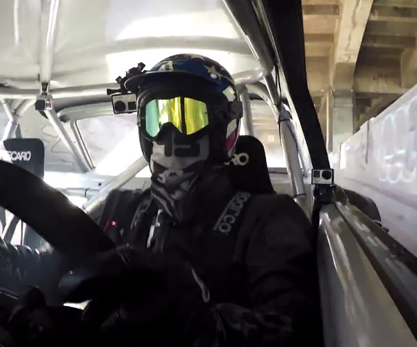 Gymkhana Seven: Amazing Behind the Scenes Footage
